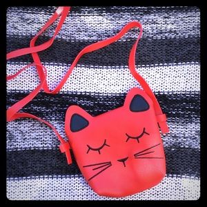 Other - Toddler Cat Purse 🔅New🔅